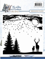 Amy Design Emb Folder ADEMB10007 The feeling of Christmas