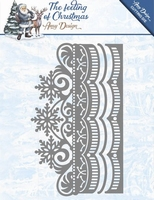 Amy Design Die ADD10111 The feeling of Christmas Border