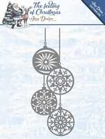 Amy Design Die ADD10113 The feeling of Christmas Balls