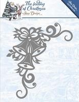 Amy Design Die ADD10114 The feeling o Christmas Bells corner