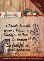 Stempel Yvonne Creations YCCS10034 Autumn Colors