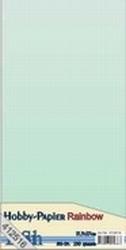 Lesuh Bloc Kaartpapier 412516 rainbow-soft/met verloop