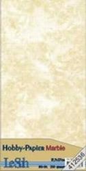 Lesuh Bloc Kaartpapier 412536 marmer