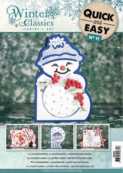 Quick and Easy 11 Jeanines Art QAE10011 Winter Classics