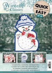 Quick and Easy 11 Jeanines Art QAE10011 Winter Classics