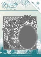 Die Jeanines Art JAD10016 Winter Classics Curly Frame