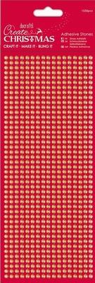Docrafts Adhesive Stones PMA 806000 Gold/goud