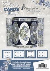Figure Cards 10 FGCS010 Amy Design - Vintage Winter