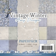 Amy Design Paperpack ADPP10019 Vintage Winter