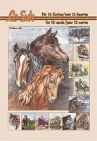 A5 Le Suh boek 345635 Paarden