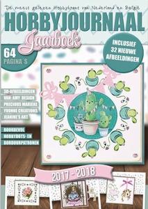 Hobbyjournaal Jaarboek 2017-2018