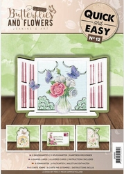 Quick and Easy 12 Jeanine QAE10012 Classic Butterflies
