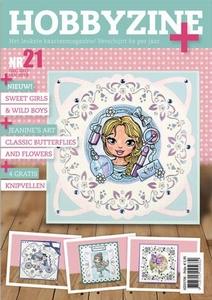 Hobbyzine Plus 21+ 4 gratis knipvellen