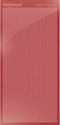 Stickervel Hobbylines Mirror HLM01H Christmas Red