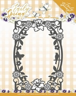 Precious Marieke Early Spring Die PM10111 Flowers Rectangle