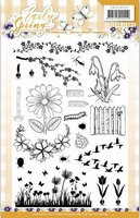 Precious Marieke Early Spring Clear Stamp PMCS10023