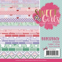 Yvonne Creations Paperpack YCPP10015 Sweet Girls