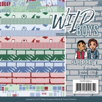 Yvonne Creations Paperpack YCPP10014 Wild Boys