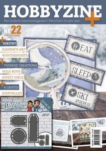 Hobbyzine Plus 22 + 4 gratis knipvellen
