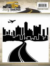 Amy Design Emb Folder ADEMB10009 Daily Transport