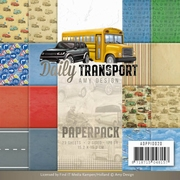 Amy Design Paperpack ADPP10020 Daily Transport