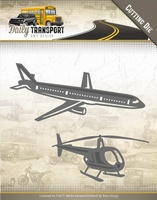 Amy Design Die ADD10132 Daily Transport Through the Air
