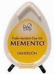 Memento Dew drops Inkpads MD-000-100 Dandelion