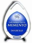 Memento Dew drops Inkpads MD-000-600 Danube Blue
