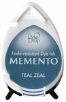 Memento Dew drops Inkpads MD-000-602 Teal Zeal