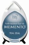 Memento Dew drops Inkpads MD-000-602 Teal Zeal