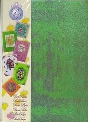 JEJE A4 Parelpapier  70 Groen