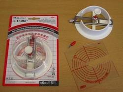 Cirkelsnijder NT Cutter groot C-1500 45 grad