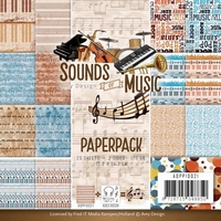 Amy Design Paperpack ADPP10021 Sounds of Music