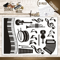 Amy Design ADCB1001 Chipboard Sounds of Music
