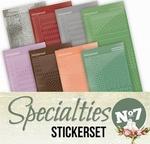 Stickerset Specialties  7 SPECSTS007
