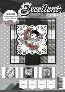 Excellent Cards 6 EXCC06 Pierrot
