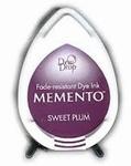 Memento Dew drops Inkpads MD-000-506 Sweet Plum