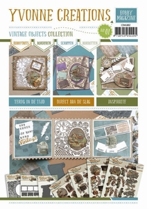 Hobby Magazine nr. 2 Yvonne Creations Vintage Objects