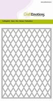 CraftEmotions Die Cutting Grid 115633/0601 ruit