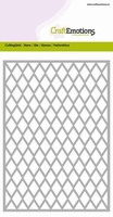 CraftEmotions Die Cutting Grid 115633/0601 ruit