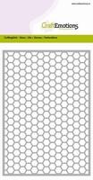 CraftEmotions Die Cutting Grid 115633/0602 honinggraad