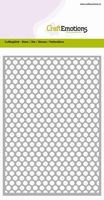 CraftEmotions Die Cutting Grid 115633/0603 dots rond