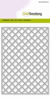 CraftEmotions Die Cutting Grid 115633/0604 ruit scallop