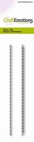 CraftEmotions Die Cutting border 115633/0701 Chain rope