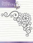 Precious Marieke Timeless Flowers Die PM10121 Dahlia Corner