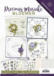 Precious Marieke Timeless Flowers PMBL10001 Bloemen boek