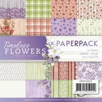Precious Marieke Timeless Flowers 10018 Paperpack
