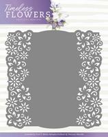 Precious Marieke Timeless Flowers Die PM10117 Clematis Frame
