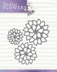 Precious Marieke Timeless Flowers Die PM10122 Dahlia Trio