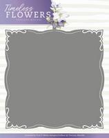 Precious Marieke Timeless Flowers Die PM10124 Frame Layered